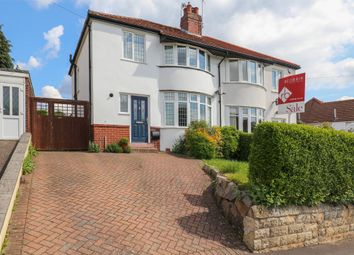 Thumbnail 3 bed semi-detached house for sale in Furniss Avenue, Dore, Sheffield