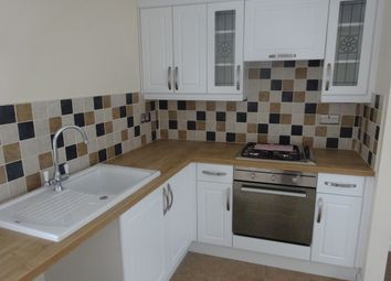 Thumbnail 1 bed flat to rent in Barroon, Castle Donington, Derby
