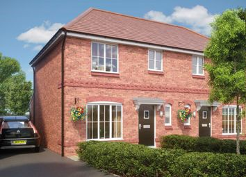Thumbnail 1 bed semi-detached house for sale in Riddell Way, Off Leach Lane, St Helens
