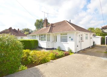 Thumbnail 2 bed semi-detached bungalow for sale in Byron Close, Pound Hill