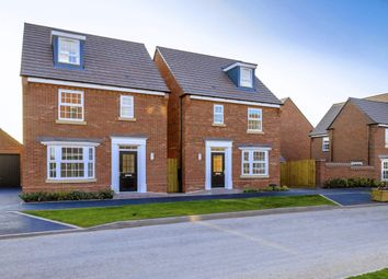 "Thumbnail 4 bed detached house for sale in ""Bayswater"" at Blenheim Close, Stafford"