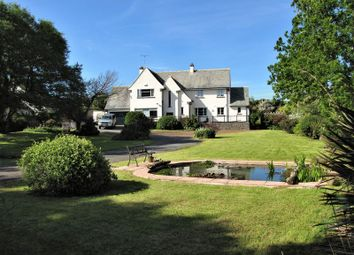 Thumbnail 4 bed detached house for sale in Bull Bay Road, Amlwch