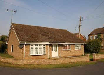 Thumbnail 3 bed detached bungalow for sale in Camel Road, Littleport, Ely