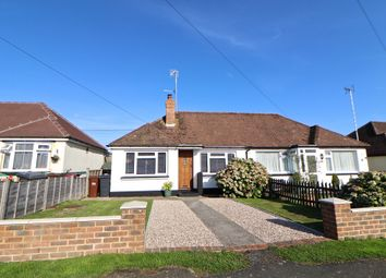 Thumbnail 2 bed bungalow for sale in Western Avenue, Polegate, East Sussex