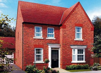 Thumbnail 4 bedroom detached house for sale in Montgomery Place, Morda, Oswestry
