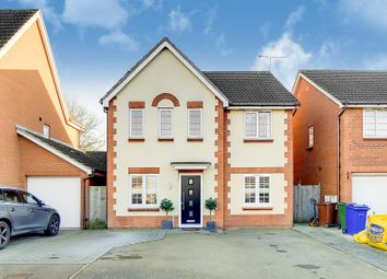 Thumbnail 4 bed property for sale in Carew Close, Chafford Hundred, Grays