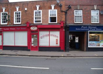Thumbnail Commercial property for sale in Port Street, Evesham, Worcestershire