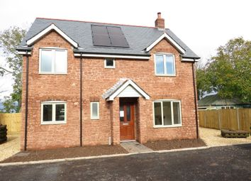 Thumbnail 3 bed detached house for sale in Church Lane, Carhampton, Minehead