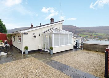 Thumbnail 3 bed semi-detached bungalow for sale in Ty Dan Y Wal Road, Cwmtillery, Abertillery, Monmouthshire