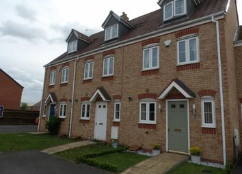 Thumbnail 3 bed terraced house for sale in The Bridleway, Nuneaton, Warwickshire