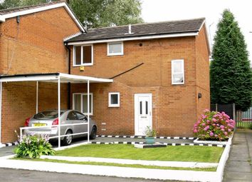 Thumbnail 3 bedroom semi-detached house to rent in Clement Stott Close, Blackley, Manchester