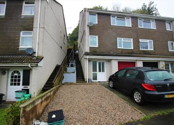 Thumbnail 3 bed semi-detached house to rent in Buddle Close, Tavistock