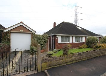 Thumbnail 2 bed semi-detached bungalow for sale in Shotsfield Street, Milton, Stoke-On-Trent