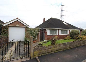 Thumbnail 2 bedroom semi-detached bungalow for sale in Shotsfield Street, Milton, Stoke-On-Trent