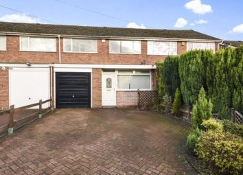 Thumbnail 3 bed terraced house for sale in Maxholm Road, Sutton Coldfield, West Midlands, .