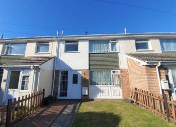 Thumbnail 3 bed terraced house for sale in Bickington Lodge Estate, Bickington, Barnstaple