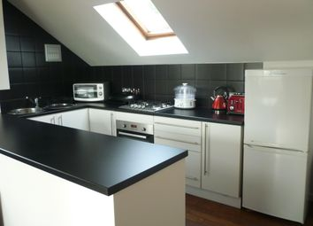 Thumbnail 1 bed flat to rent in Walton Road, Hoddesdon