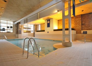 Thumbnail 2 bed flat to rent in Plate House, 3 Burrells Wharf Square, London