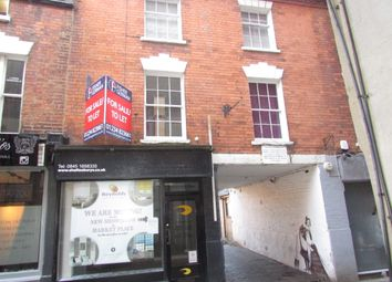 Thumbnail 3 bed flat for sale in Butchers Row, Banbury, Oxon