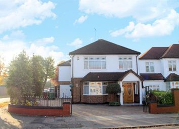 Thumbnail 5 bed detached house for sale in Sherborne Avenue, Norwood Green