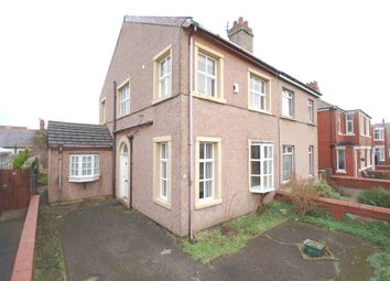Thumbnail 3 bedroom semi-detached house for sale in Fenber Avenue, Blackpool