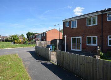 Thumbnail 3 bed terraced house for sale in Ashworth Avenue, Ruddington, Nottingham