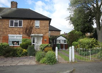Thumbnail 3 bed semi-detached house for sale in Yatesbury Crescent, Nottingham