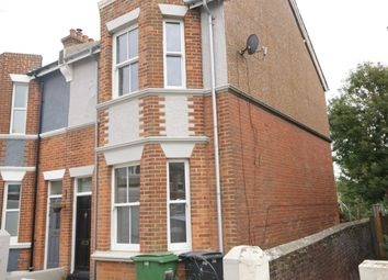 Thumbnail 3 bed semi-detached house to rent in York Road, St Leonards On Sea, East Sussex