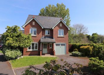 Thumbnail 5 bed detached house for sale in The Old Tannery, Scotby, Carlisle