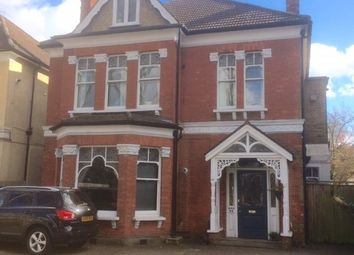 Thumbnail 2 bed flat to rent in 115 Cheam Road, Sutton