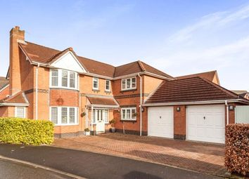 Thumbnail 5 bedroom detached house for sale in Upton Rocks Avenue, Widnes, Cheshire, Tbc