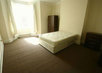 Thumbnail 3 bed flat to rent in Hazelwood Avenue, Jesmond, Newcastle Upon Tyne