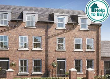 Thumbnail 4 bed town house for sale in The Brunton, Sandpiper View, East Boldon