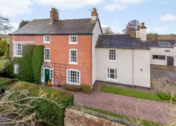 Thumbnail 6 bed detached house for sale in School Lane, Ollerton, Knutsford, Cheshire