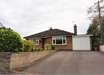 Thumbnail 2 bed detached bungalow for sale in London Road, Shardlow