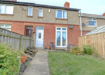 Thumbnail 3 bed terraced house for sale in Carrmyers, Stanley