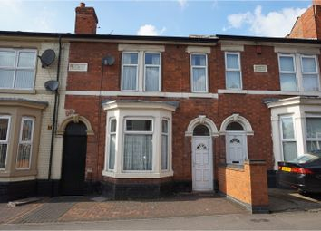 Thumbnail 4 bedroom terraced house for sale in Dairyhouse Road, Derby