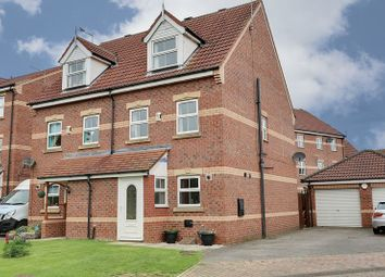 Thumbnail 3 bedroom semi-detached house for sale in Tatton Park, Kingswood, Hull