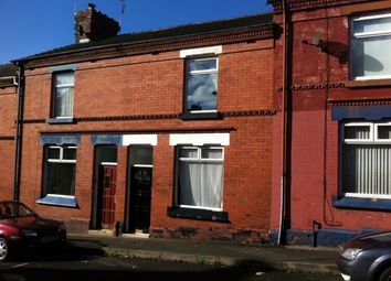Thumbnail 2 bed terraced house to rent in Chapel Street, St Helens, Merseyside