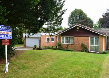 Thumbnail 5 bed detached bungalow for sale in Antringham Gardens, Edgbaston, Birmingham