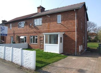 Thumbnail 3 bed semi-detached house for sale in West Avenue, Rudheath, Northwich