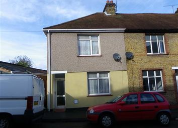 Thumbnail 3 bed end terrace house to rent in Empress Road, Gravesend