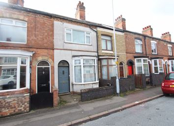 Thumbnail 3 bed terraced house to rent in John Street, Hinckley