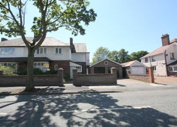 Thumbnail 4 bed semi-detached house for sale in Chesterfield Road, Crosby, Liverpool