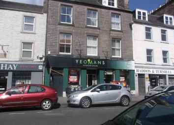 Thumbnail 2 bed flat to rent in High Street, Hawick, Scottish Borders