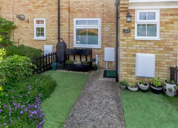 Thumbnail 2 bed terraced house for sale in Chawston Close, Eaton Socon, St. Neots, Cambridgeshire