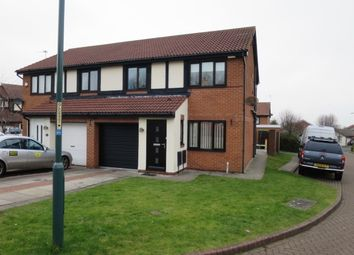 Thumbnail 3 bed semi-detached house for sale in Beaconside, South Shields
