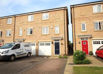 Thumbnail 3 bedroom town house for sale in Redshank Close, Soham, Ely