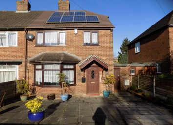 Thumbnail 3 bed detached house for sale in Haregate Road, Leek, Staffordshire