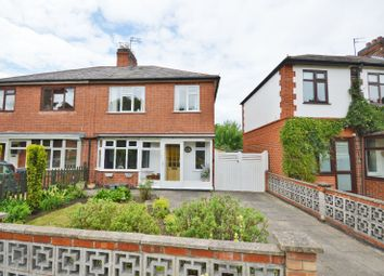 Thumbnail 3 bed semi-detached house for sale in Old Church Street, Aylestone, Leicester